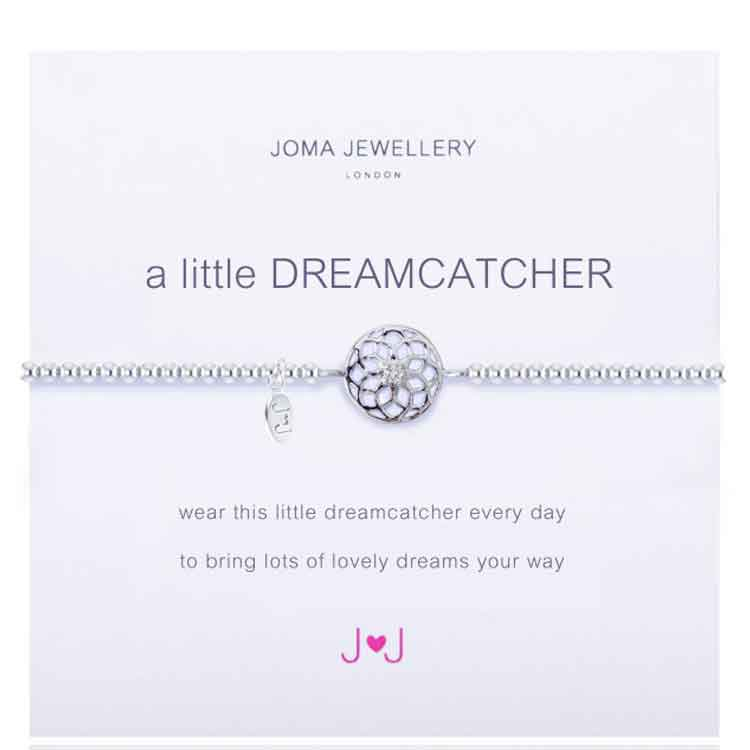 A Little Dream Silver Bracelet By Joma Jewellery