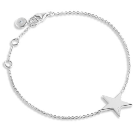 Forever Joma The Line Sterling Silver Star Bracelet