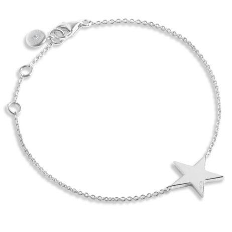 Forever Joma The Line Sterling Silver Star Bracelet