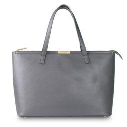 Katie Loxton Harper Tote Bag Charcoal