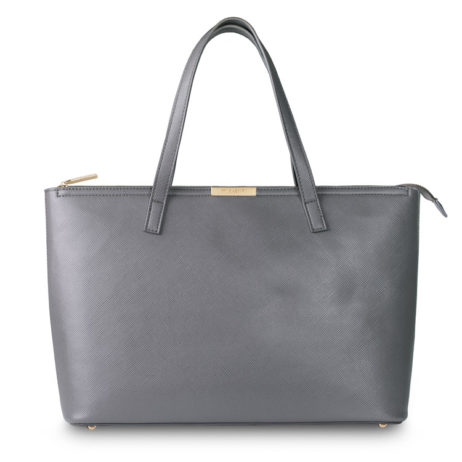 Katie Loxton Harper Tote Bag Charcoal - EOL