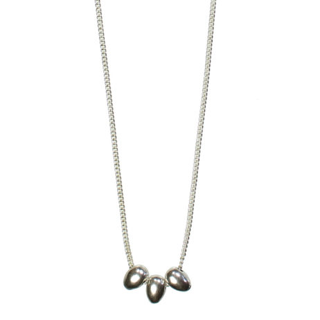 Hultquist Jewellery Silver Trio Soul Safari Necklace