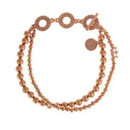 Sence Copenhagen New Boho Rose Gold Bracelet
