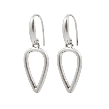 Sence Copenhagen Silver Summer Rain Drop Earrings - EOL