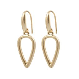 Sence Copenhagen Gold Summer Rain Drop Earrings
