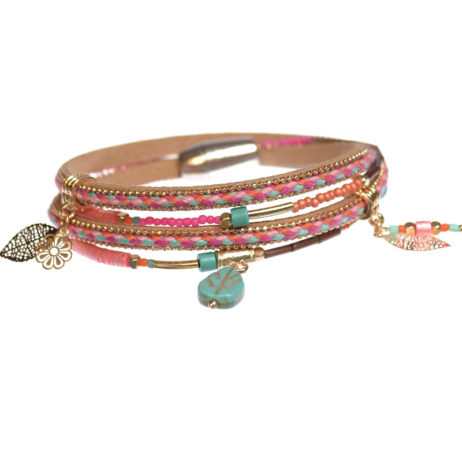 Hot Tomato Jewellery Summer Loving Wrap Bracelet