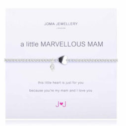 Joma Jewellery a little Marvelous Mam Silver Bracelet