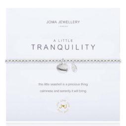 Joma Jewellery a little Tranquility Silver Bracelet