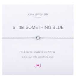 Joma Jewellery a little Something Blue Silver Bracelet 697