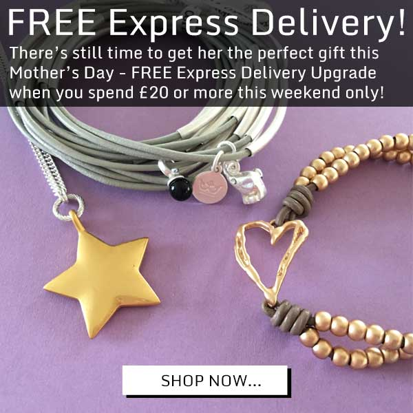 Free Express Delivery - This Weekend Only...