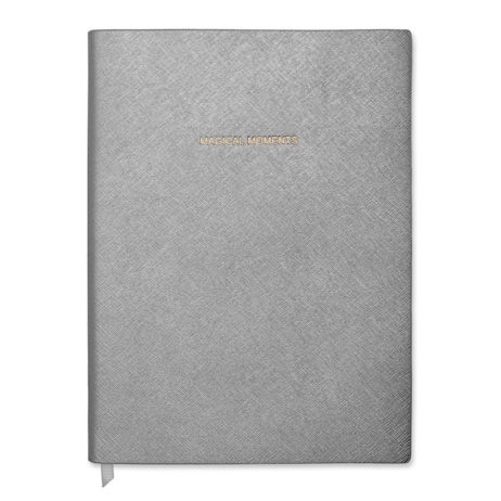Katie Loxton Grey Magical Moments Notebook