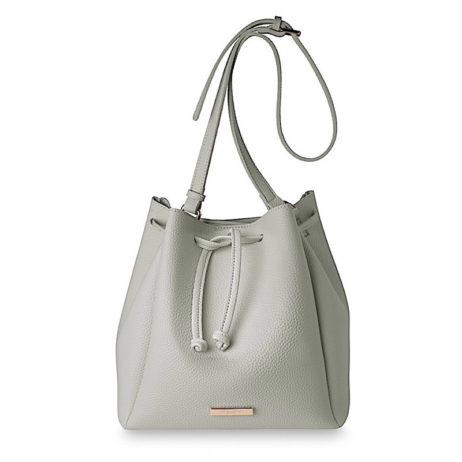 Katie Loxton Chloe Bucket Bag Grey