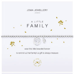 Joma Jewellery a little FAMILY Silver Bracelet 2077