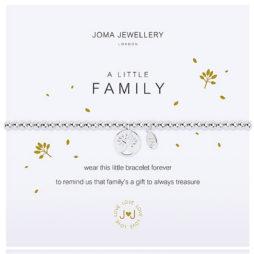 Joma Jewellery a little FAMILY Silver Bracelet