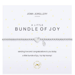 Joma Jewellery a little BUNDLE OF JOY Silver Bracelet