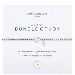 Joma Jewellery a little BUNDLE OF JOY Silver Bracelet