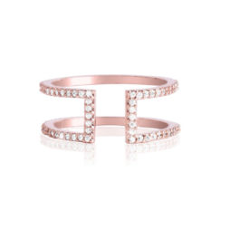 Joma Jewellery Wonder Rose Gold Ring 2088
