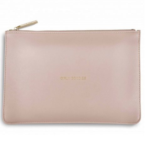 Katie Loxton Girly Goodies Pouch Pale Pink