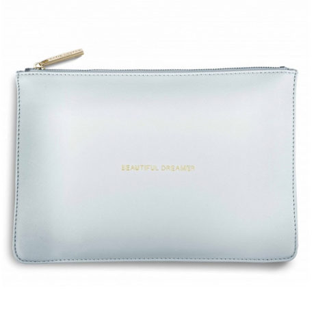 Katie Loxton Beautiful Dreamer Pouch Powder Blue (KLB036)