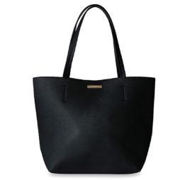 Katie Loxton Parker Shopper Bag Black