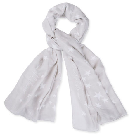 Katie Loxton Beautiful Dreamer Scarf Grey