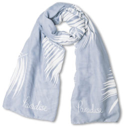 Katie Loxton Paradise Scarf Power Blue