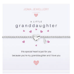 Joma Jewellery Girls a little Granddaughter Bracelet C395