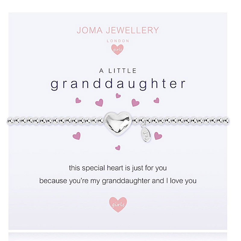 Joma Jewellery a little Granddaughter hFMB2