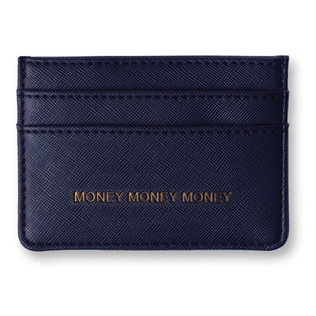 Katie Loxton Card Holder Navy Money Money Money - EOL