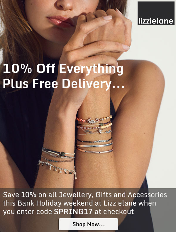 Take 10% Off Everything