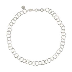 Sence Copenhagen Silver Be Dreamy Links Necklace