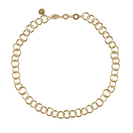Sence Copenhagen Gold Be Dreamy Links Necklace