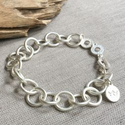 Sence Copenhagen Silver Be Dreamy Links Bracelet