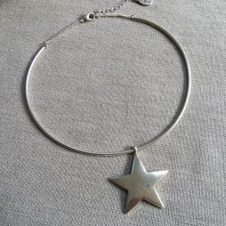 Hultquist Jewellery Necklace with Silver Star Pendant 1329S