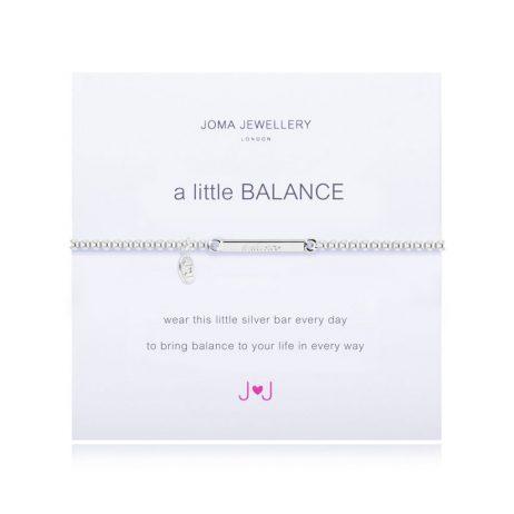 Joma Jewellery A Little Balance Silver Bracelet 1331 *