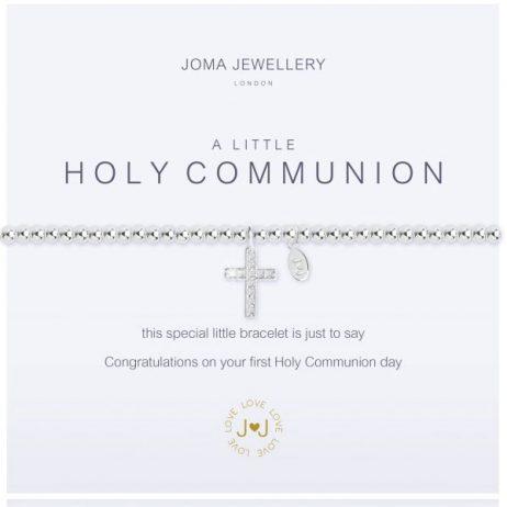 Joma Jewellery A Little First Holy Communion Silver Bracelet 2213