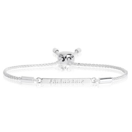 Joma Jewellery Message Bracelet Friendship 2227
