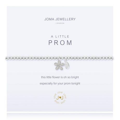 Joma Jewellery A Little Prom Silver Bracelet 2279