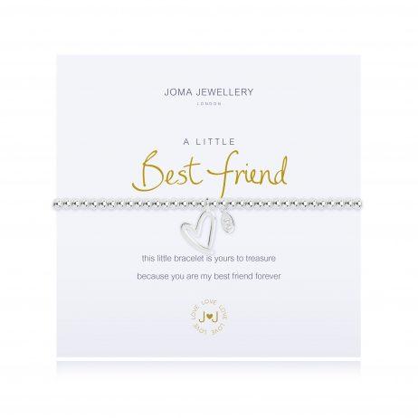 Joma Jewellery A Little Best Friend Silver Bracelet 2290