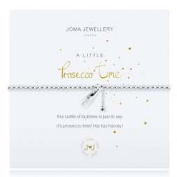 Joma Jewellery A Little Prosecco Time Silver Bracelet 2436