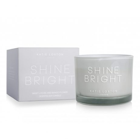 Katie Loxton Shine Bright Jar Candle