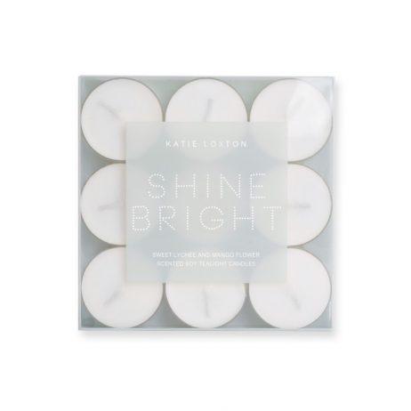 Katie Loxton Shine Bright Tea Lights EOL