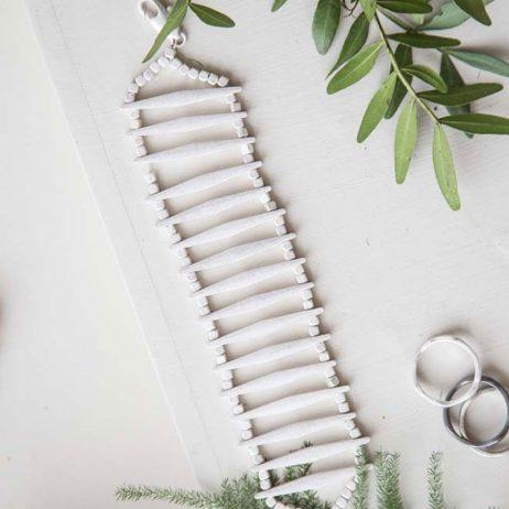 Tutti and Co Jewellery Alexis Statement Bar Bracelet - EOL