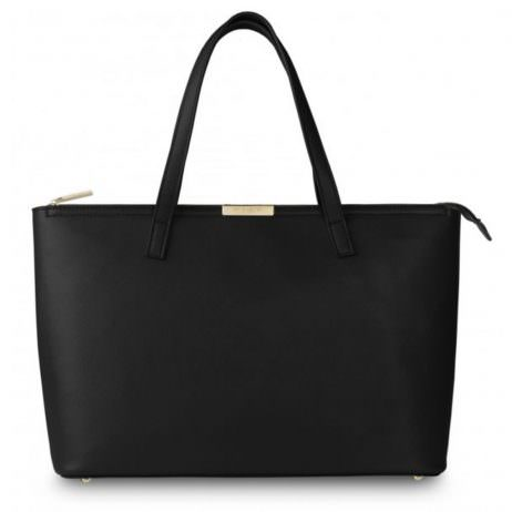 Katie Loxton Harper Tote Bag Black - EOL