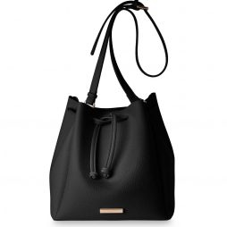 Katie Loxton Chloe Bucket Bag Classic Black *
