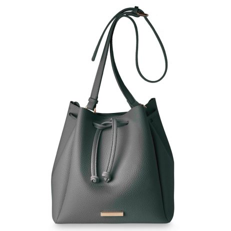 Katie Loxton Chloe Bucket Bag Charcoal *