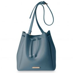 Katie Loxton Chloe Bucket Bag Blue *