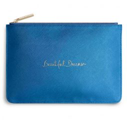 Katie Loxton Handwritten Perfect Pouch Beautiful Dreamer *