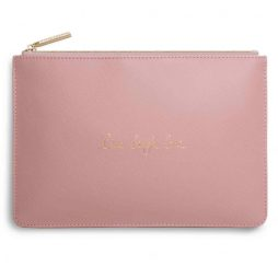 Katie Loxton Live Laugh Love Handwritten Perfect Pouch