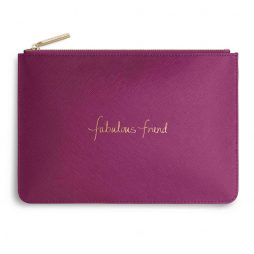 Katie Loxton Fabulous Friend Handwritten Perfect Pouch KLB207